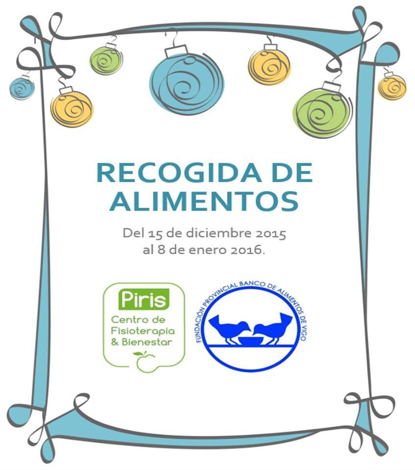 banco de alimentos y clinica Piris